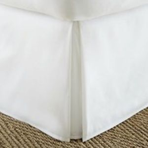 ienjoy Home Home Collection Pleated Bed Skirt King